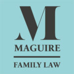 The logo for Maguire Family Law